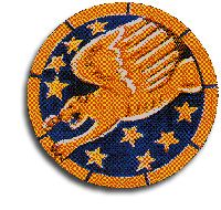 99th Pursuit Squadron Badge