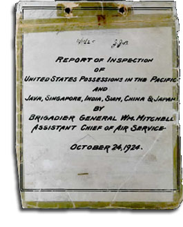 924 Report of Inspection of US Possessions in the Pacific