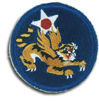 Flying Tigers Badge