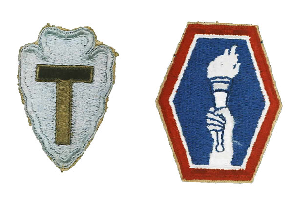 442nd Infantry Badges