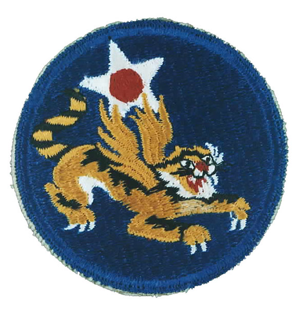 Flying Tigers Insignia Badge