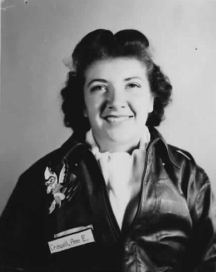 WASP Pilot Ann Criswell