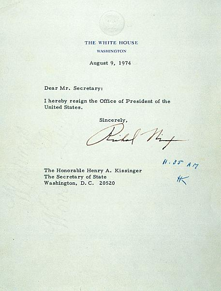 Exhibit: Nixon And Watergate