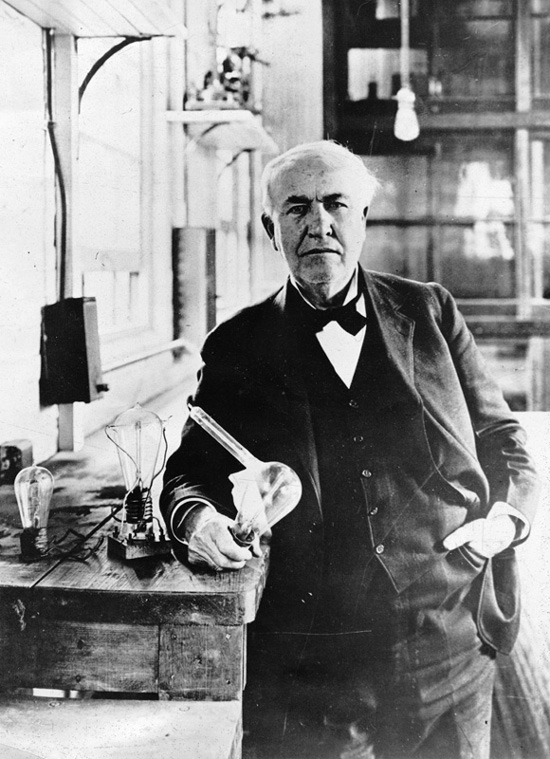 Thomas Edison | job opportunity
