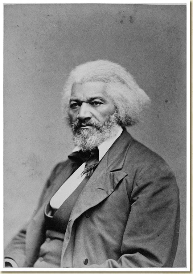 Who is Frederick Douglass?