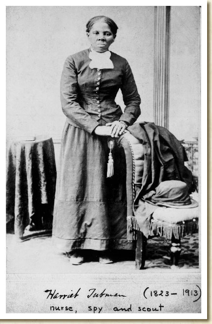 Photograph, Harriet Tubman, 1860s-1870s