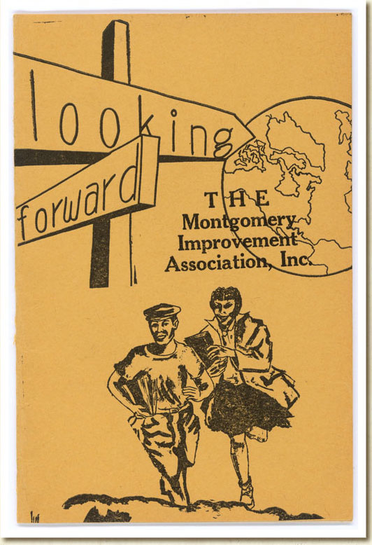 Booklet, 'The Montgomery Improvement Association,'