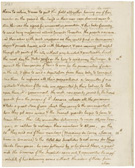 Letter from Thomas Jefferson, U.S. Minister to France, to John Jay, Secretary of Foreign Affairs, July 19, 1789, reporting on the events in Paris, page 537