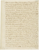 Letter from Thomas Jefferson, U.S. Minister to France, to John Jay, Secretary of Foreign Affairs, July 19, 1789, reporting on the events in Paris, page 538