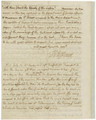 Letter from Thomas Jefferson, U.S. Minister to France, to John Jay, Secretary of Foreign Affairs, July 19, 1789, reporting on the events in Paris, page 543