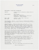 Memo of telephone conversation between President George H.W. Bush and German Chancellor Helmut Kohl, October 3, 1990