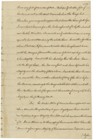 Letter from John Adams, Minister to Britain, to John Jay, Secretary of State, reporting on his audience with the King, June 2, 1785, page 479