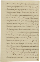 Letter from John Adams, Minister to Britain, to John Jay, Secretary of State, reporting on his audience with the King, June 2, 1785, page 480
