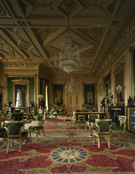 Windsor Castle, Green Drawing Room, photograph by Mark Fiennes, 1997