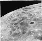 <em>Apollo 8</em> Moon view, 1968