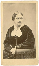 Susan B. Anthony, 1870