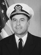 Comdr. Jeremiah Denton, Jr., photograph by Pomponio, March 1965