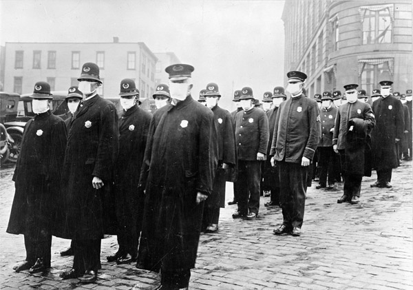 The Influenza Epidemic of 1918