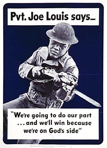 the power of marketing on the example of black soldiers during wwii During the war of 1812, black soldiers served in both integrated regiments as  setting such a courageous example of personal bravery and leadership that he.