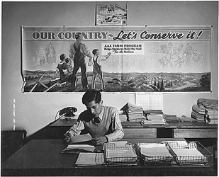 Click Image to Enlarge Agricultural Adjustment Act Posters