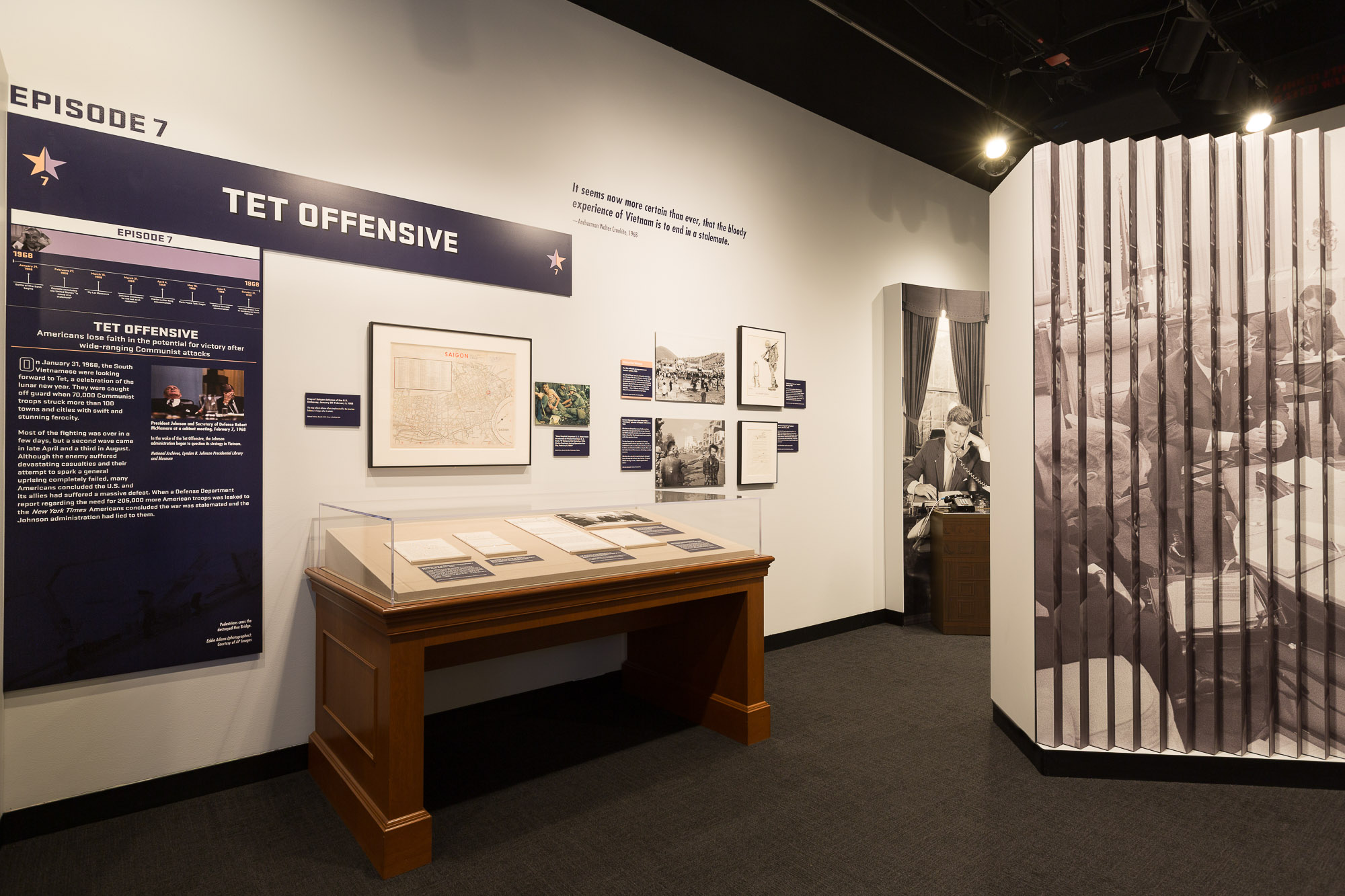 Remembering Vietnam Exhibition