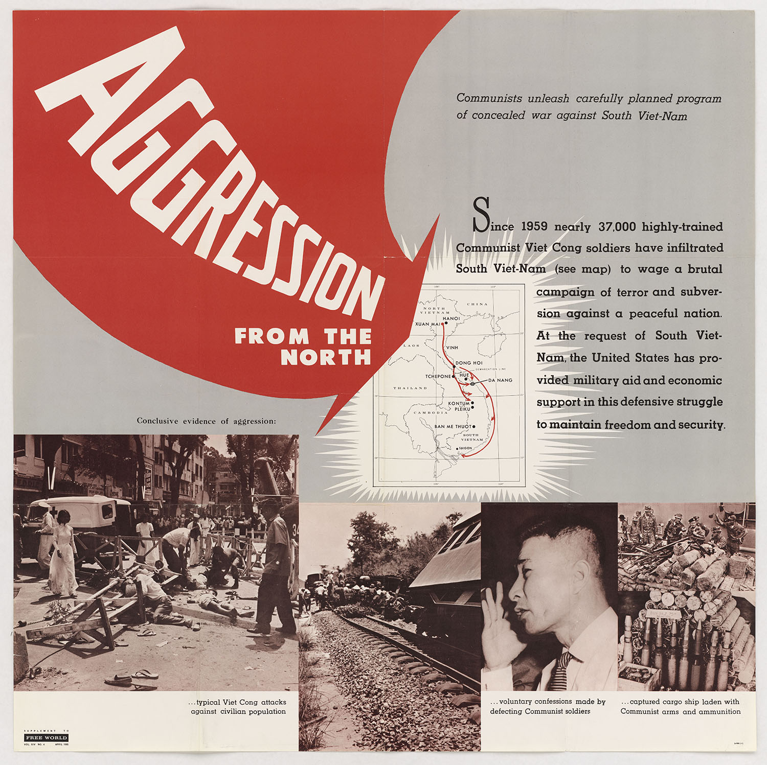 United States Information Agency poster