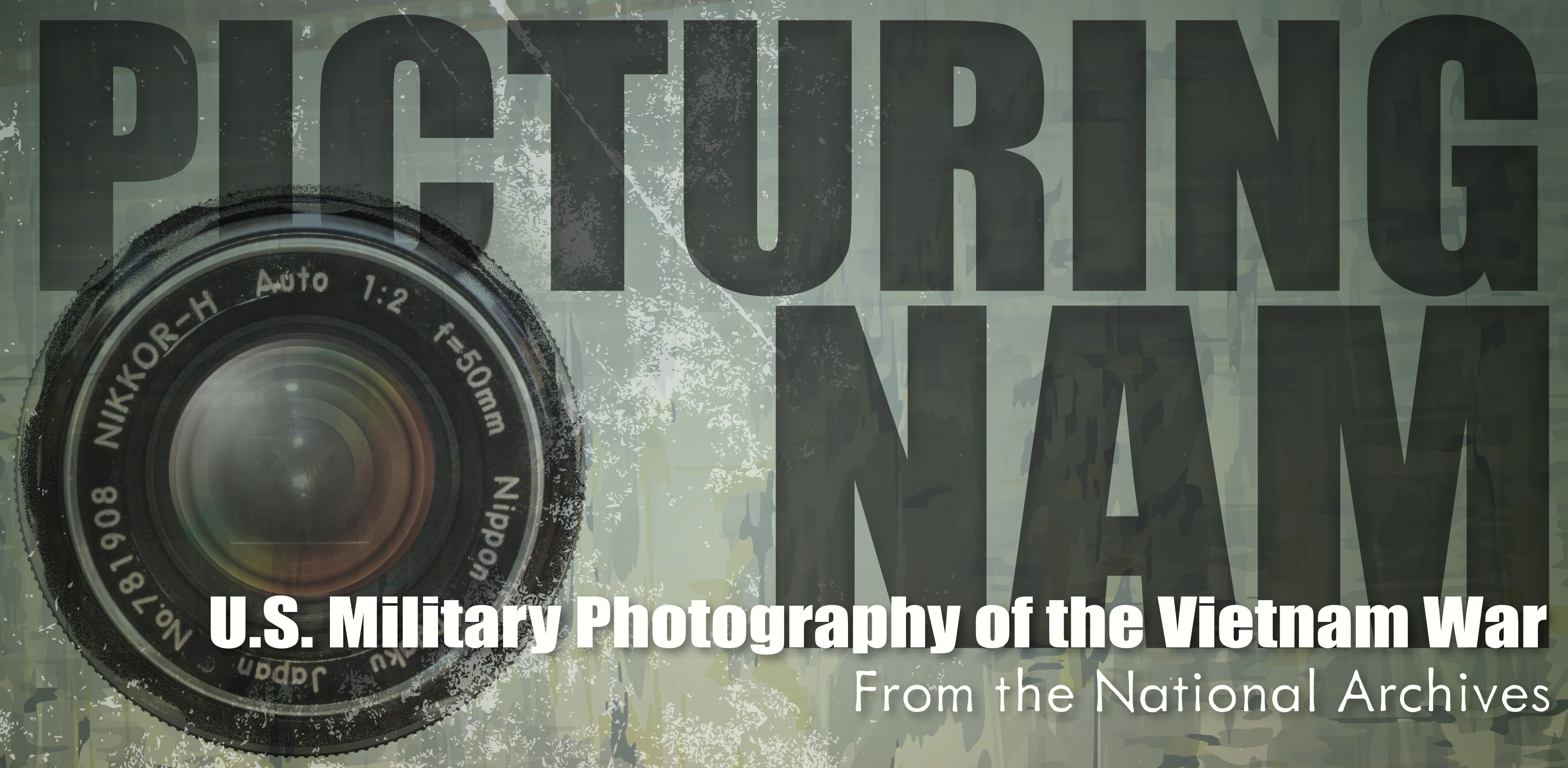 Picturing Nam Exhibit Logo