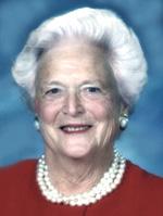 mrs bush