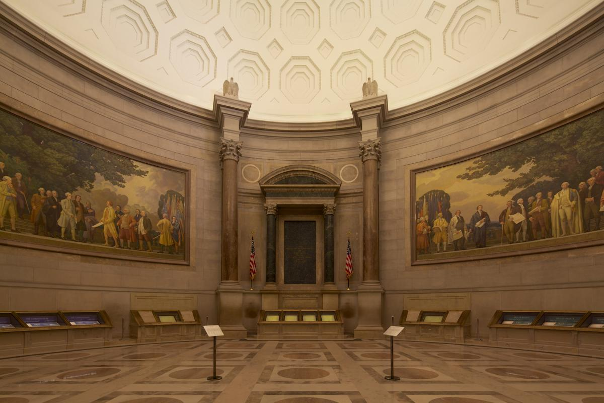 Rotunda for the Charters of Freedom