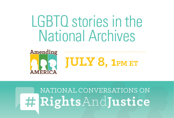 LGBTQ stories in the National Archives