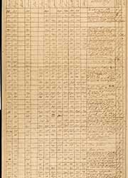 Voting Record of the Constitutional Convention.