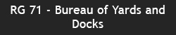 Bureau of Yards and Docks