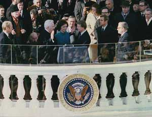 Inauguration of President Jimmy Carter