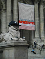 American Originals Exhibit in New York