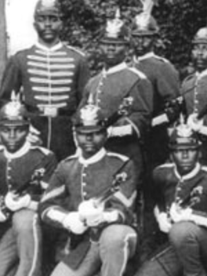 Researching African Americans in the U.S. Army, 1866-1890 Buffalo Soldiers and Black Infantrymen