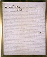 Constitution in 1950s case