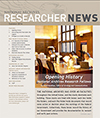 Researcher News cover