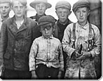 Photographs of Lewis Hine