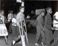 Youths Protesters, 1965