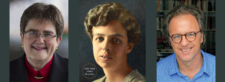 Cover of Eleanor Roosevelt biography