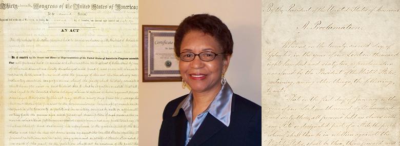 DC Emancipation Act, Prof Medford, Emancipation Proclamation