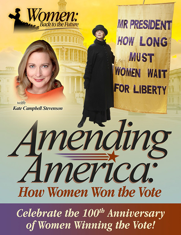 poster for Amending America performance