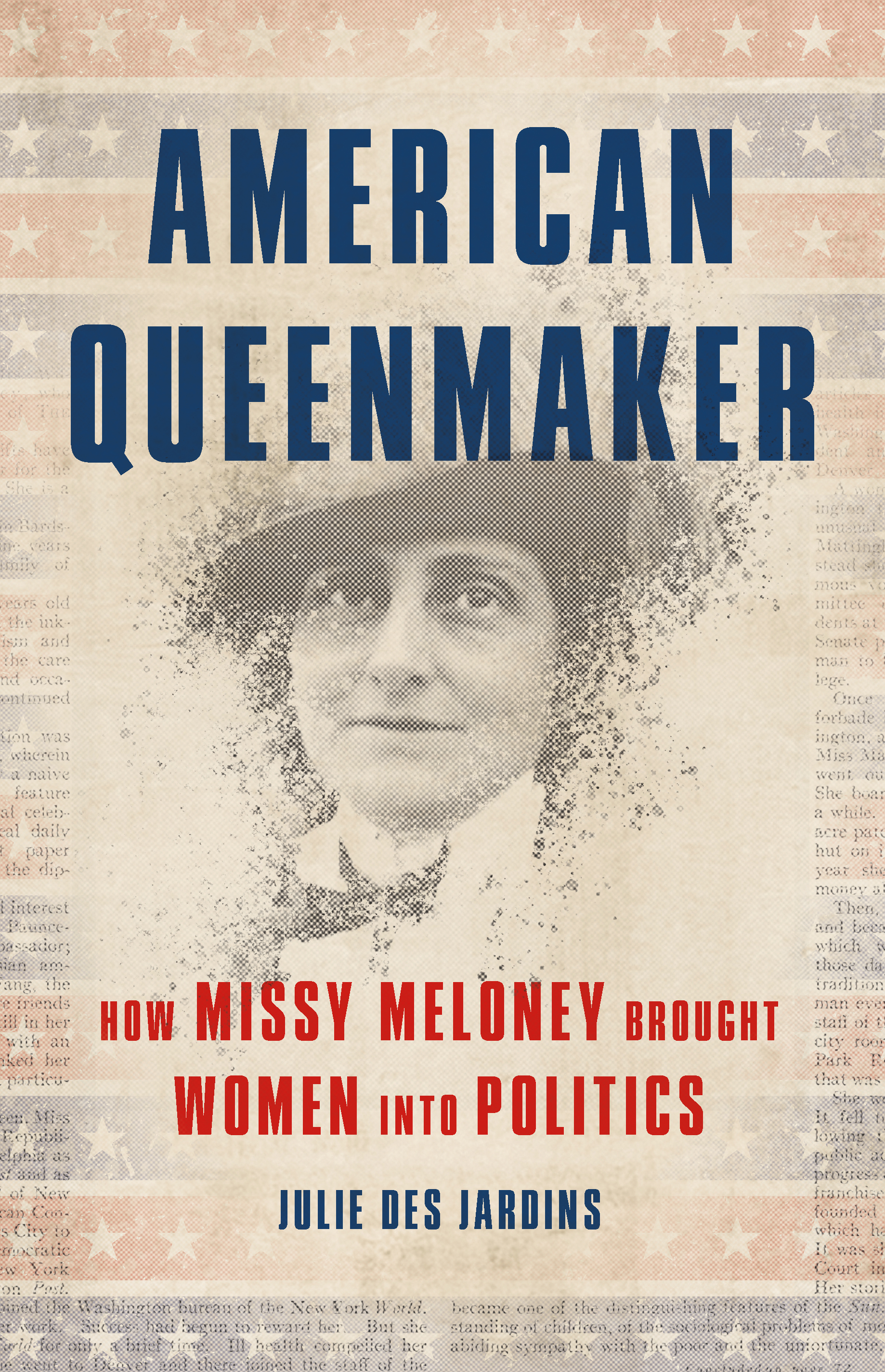 Book cover for American Queenmaker