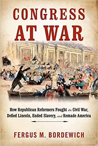 Book cover of Congress at War