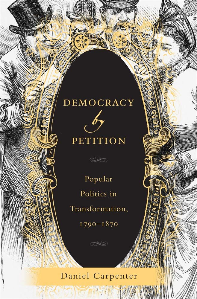 book cover of Democracy by Petition