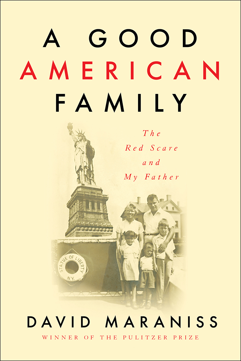 book cover of A Good American Family