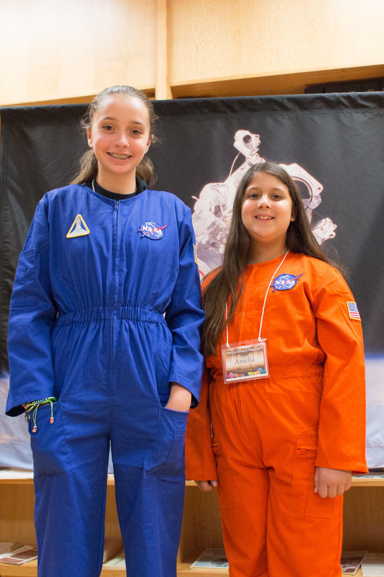 NASA family day