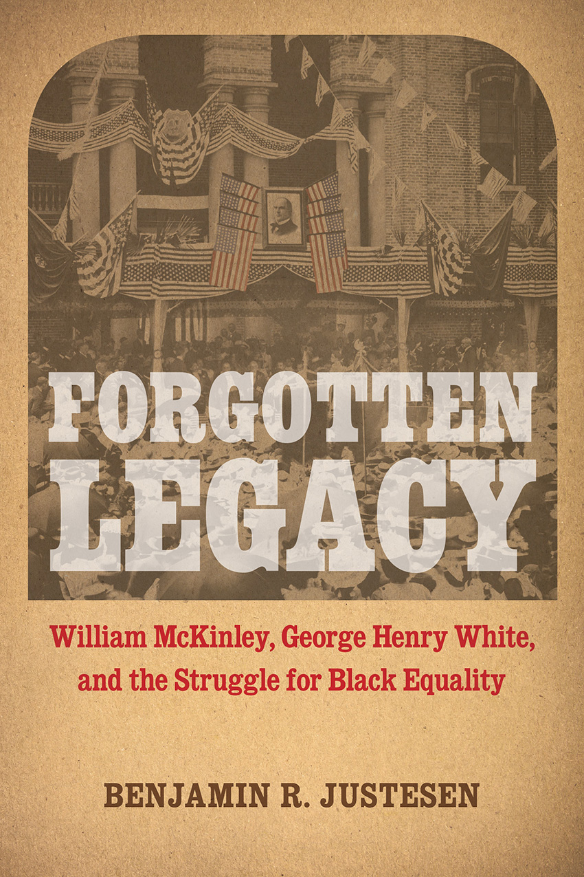Book cover of Forgotten Legacy