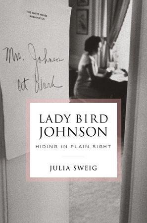 Book cover: Lady Bird Johnson
