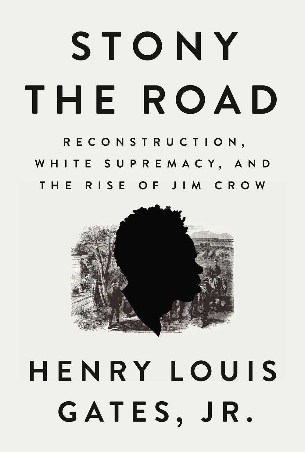 Book cover for Stony the Road